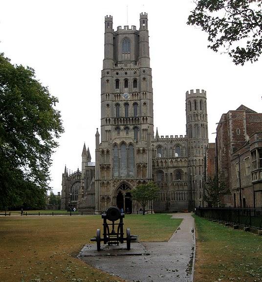 кафедральный собор Эли - (Англия). 59094