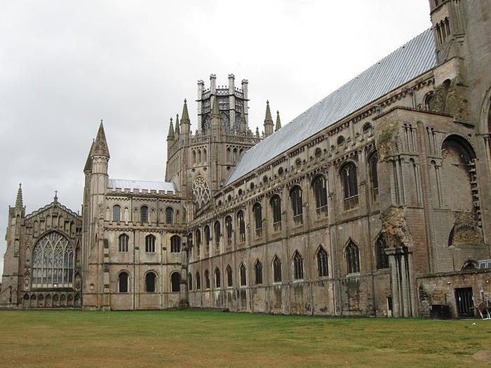 кафедральный собор Эли - (Англия). 70784