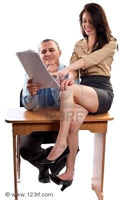 секс картинки офисе