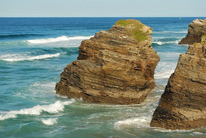 Playa de las catedrales 36531