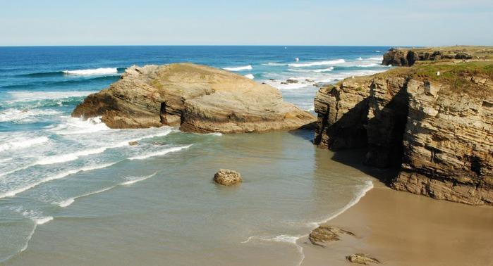 Playa de las catedrales 69826