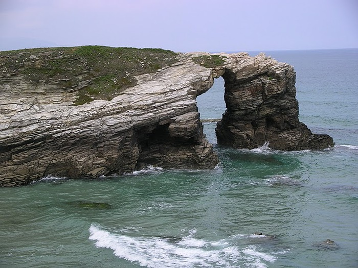 Playa de las catedrales 40753