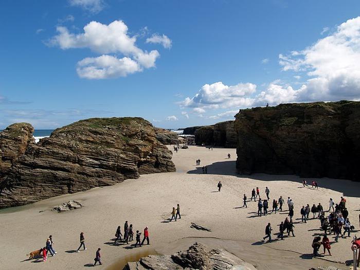 Playa de las catedrales 39029