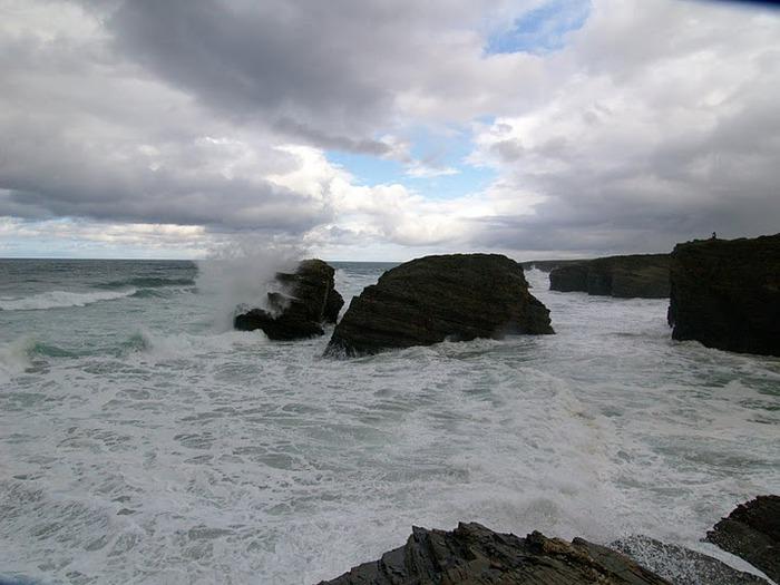 Playa de las catedrales 30906