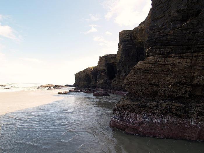 Playa de las catedrales 63338