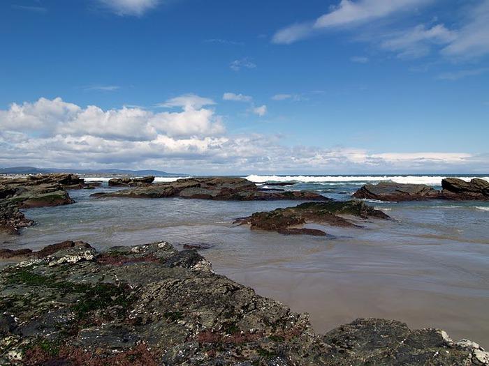Playa de las catedrales 40449