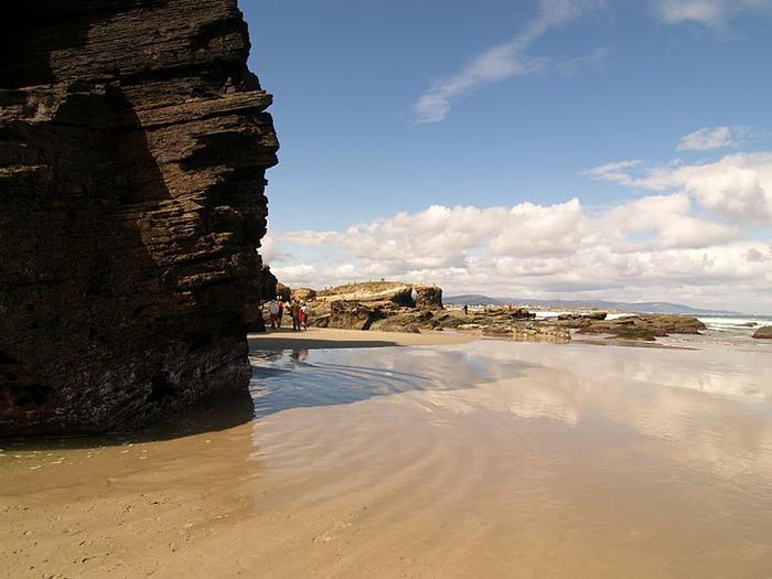 Playa de las catedrales 69586