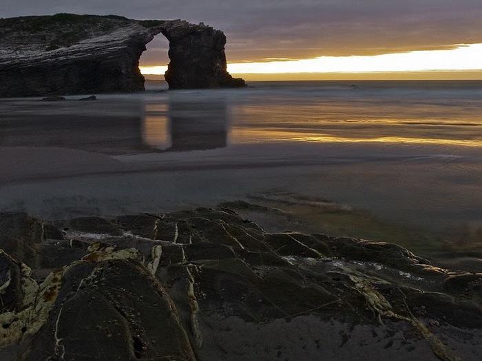 Playa de las catedrales 77539