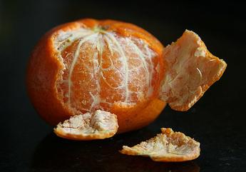 мандарины кожура