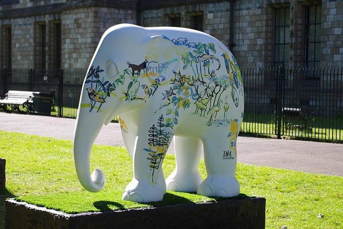 Парад Слонов в Лондоне 2010 23494