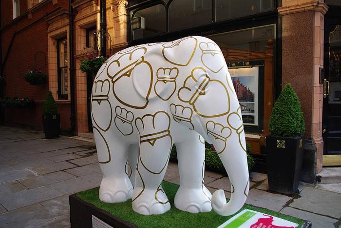 Парад Слонов в Лондоне 2010 50175