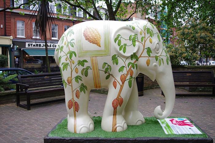 Парад Слонов в Лондоне 2010 35933