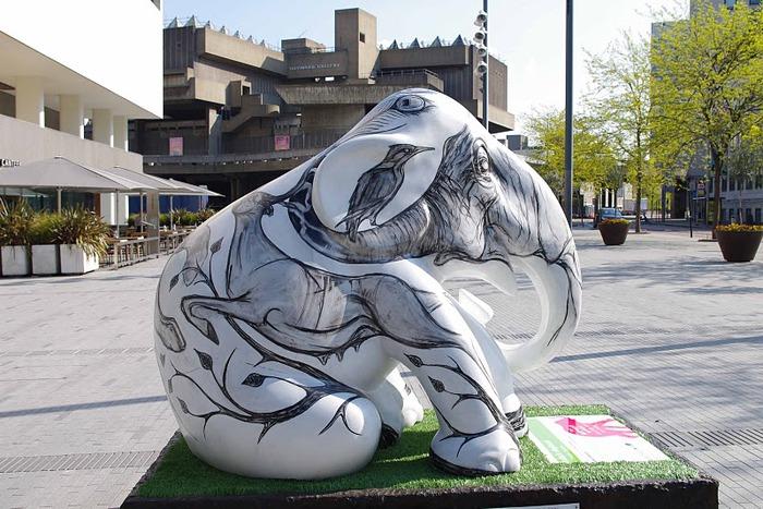 Парад Слонов в Лондоне 2010 87370