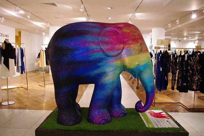 Парад Слонов в Лондоне 2010 98340