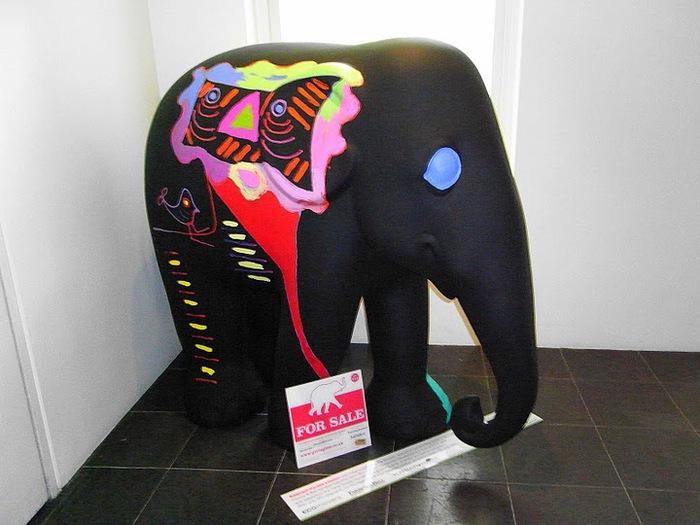 Парад Слонов в Лондоне 2010 99734