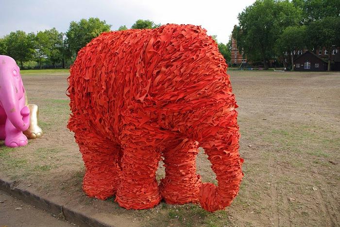 Парад Слонов в Лондоне 2010 78056