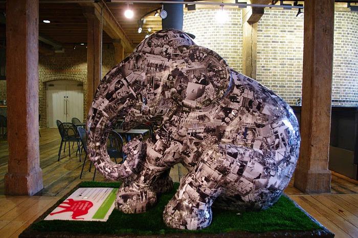 Парад Слонов в Лондоне 2010 43446