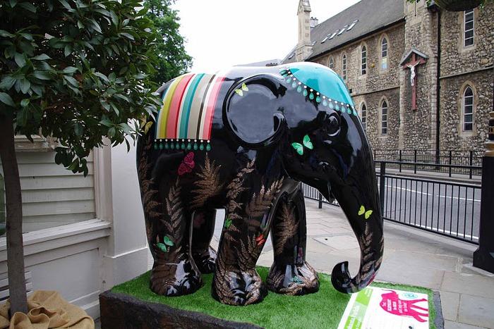 Парад Слонов в Лондоне 2010 65142