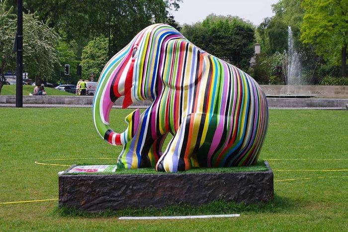 Парад Слонов в Лондоне 2010 89320