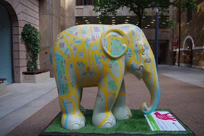 Парад Слонов в Лондоне 2010 49934