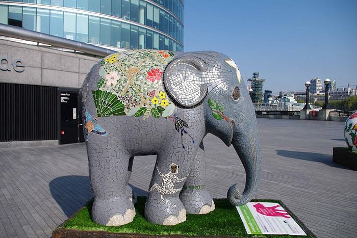 Парад Слонов в Лондоне 2010 40615