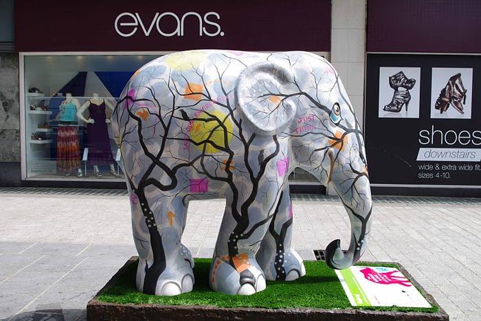 Парад Слонов в Лондоне 2010 19793