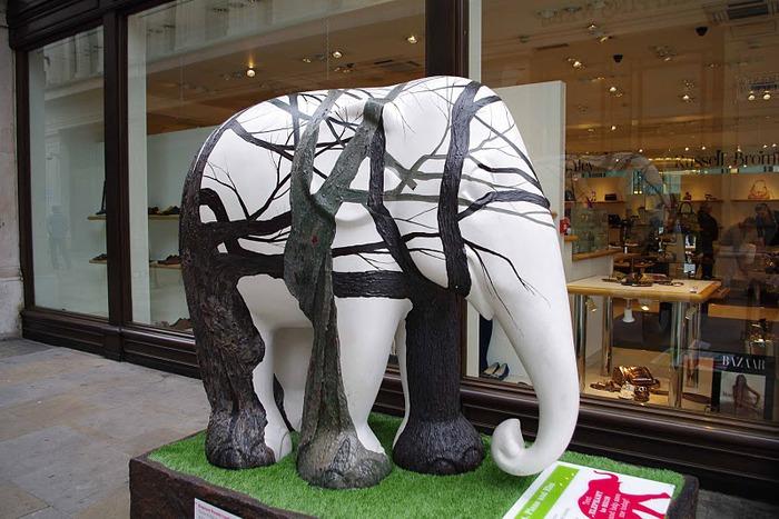 Парад Слонов в Лондоне 2010 70126