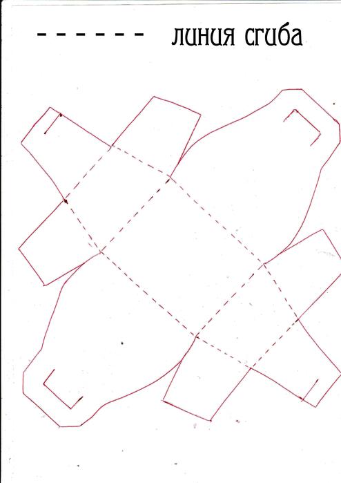 Часть 7 - Схема коробочки
