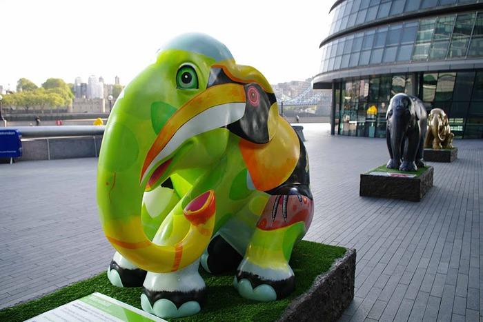 Парад Слонов в Лондоне 2010 55899