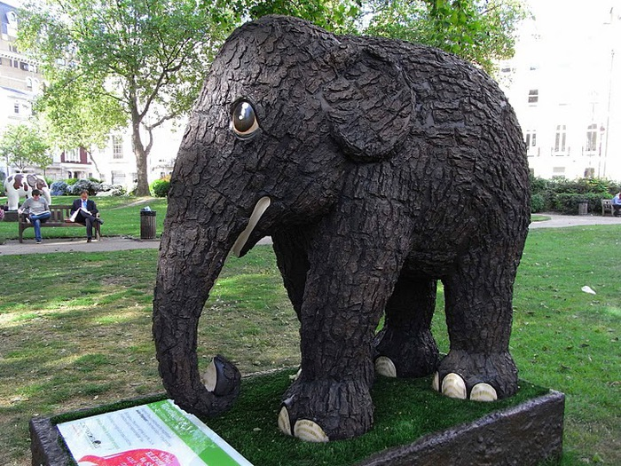 Парад Слонов в Лондоне 2010 88012