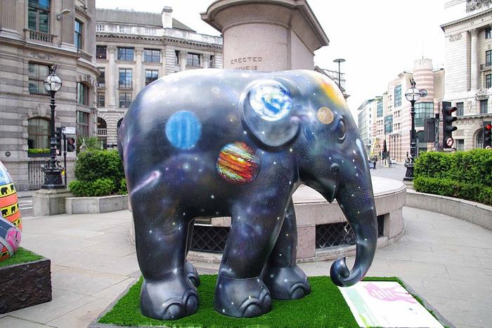 Парад Слонов в Лондоне 2010 93320