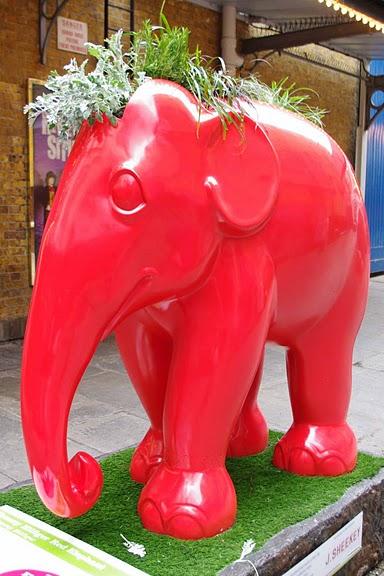 Парад Слонов в Лондоне 2010 20415