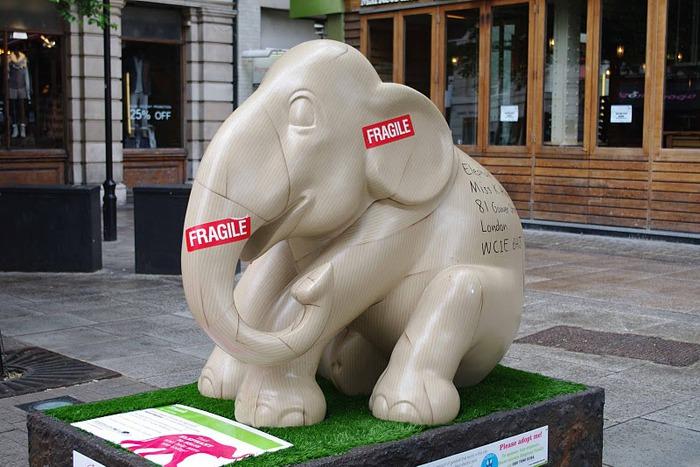 Парад Слонов в Лондоне 2010 46286