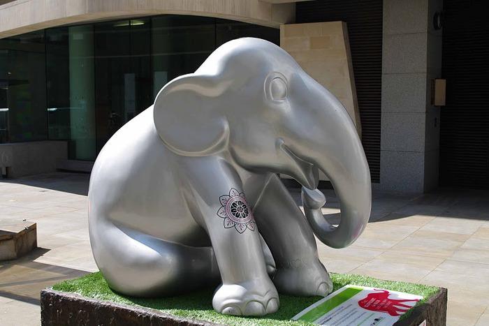 Парад Слонов в Лондоне 2010 57279