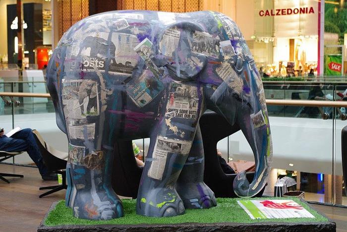 Парад Слонов в Лондоне 2010 87081