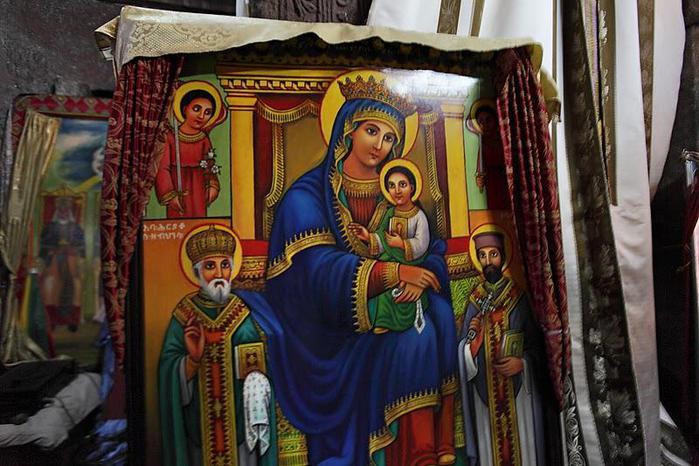 Лалибела — новый Иерусалим 80569