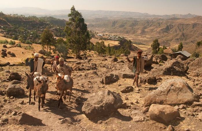 Лалибела — новый Иерусалим 12783