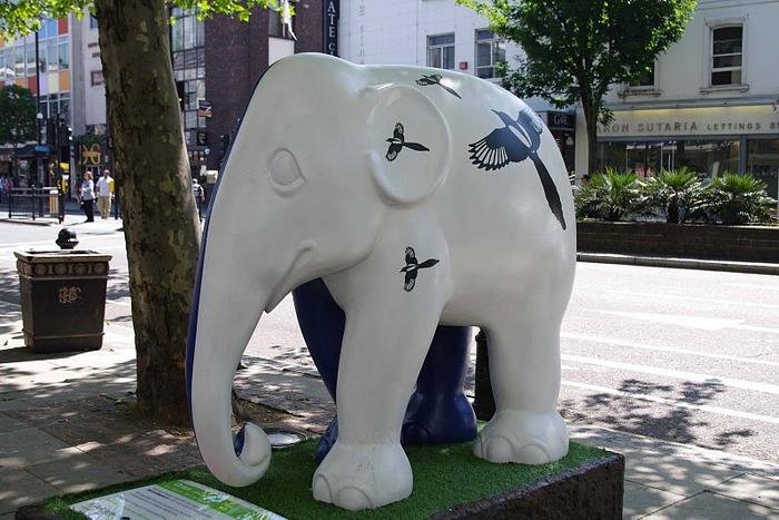 Парад Слонов в Лондоне 2010 72867