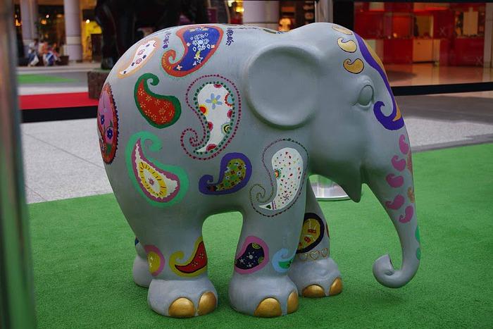 Парад Слонов в Лондоне 2010 11319