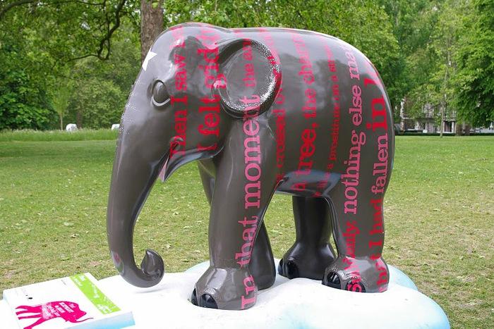 Парад Слонов в Лондоне 2010 44304