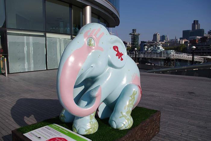 Парад Слонов в Лондоне 2010 59709