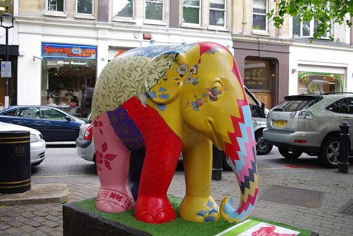 Парад Слонов в Лондоне 2010 32836