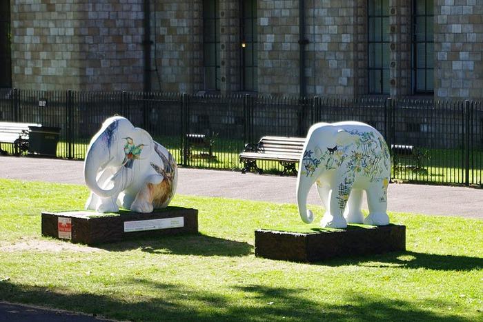 Парад Слонов в Лондоне 2010 28586