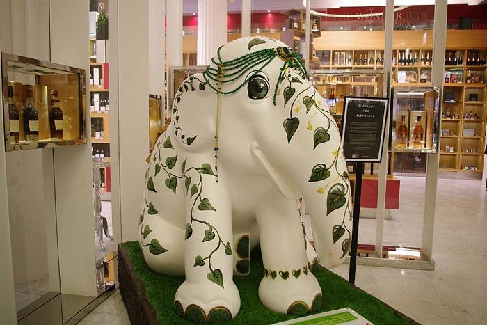 Парад Слонов в Лондоне 2010 89975