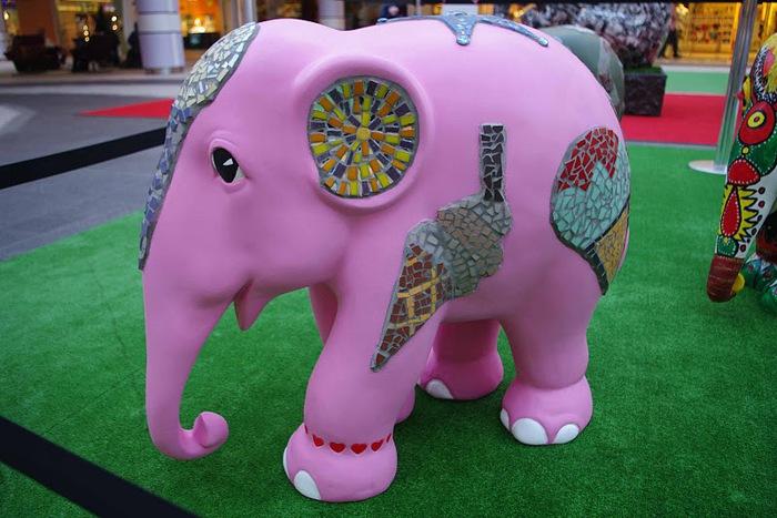 Парад Слонов в Лондоне 2010 30717