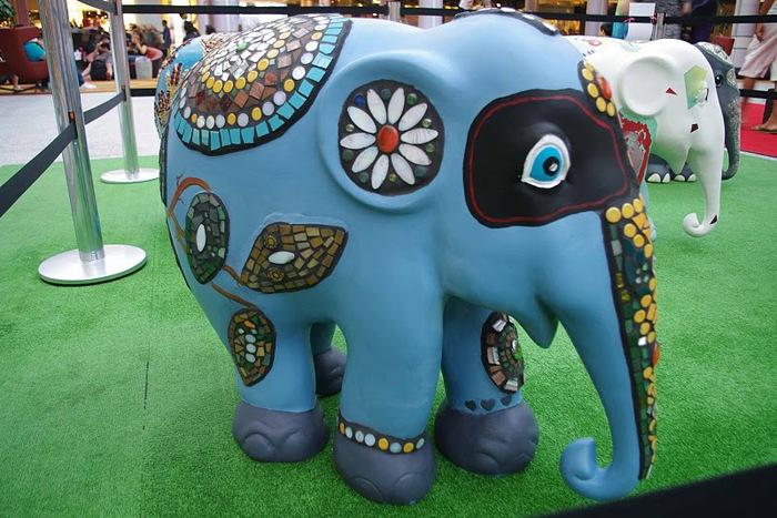 Парад Слонов в Лондоне 2010 78705