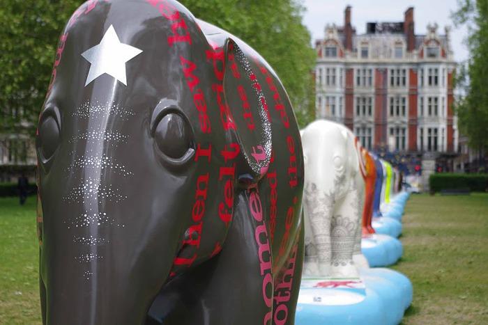 Парад Слонов в Лондоне 2010 71882