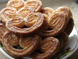 Печенье слоёное