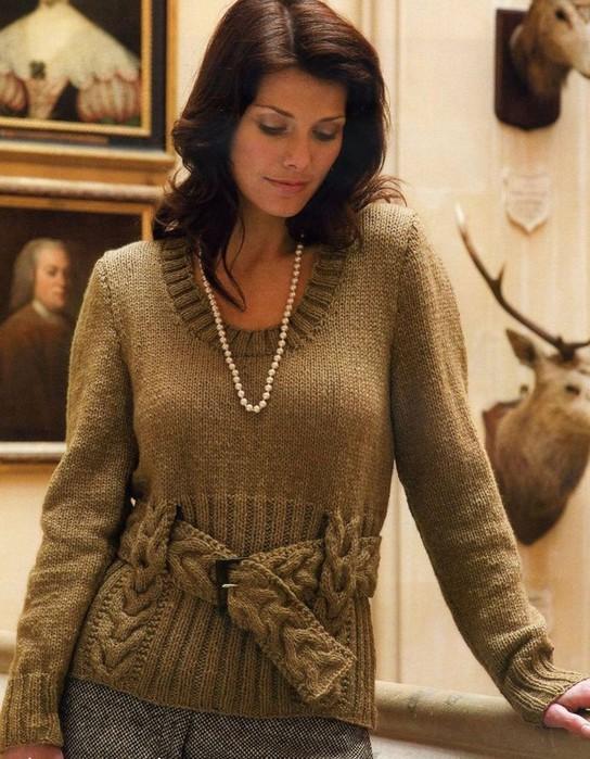 pullover tutorial