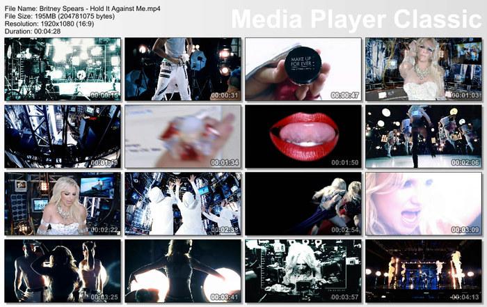Britney Spears - Hold It Against Me - Скачать Клип и Скачать Песню mp3